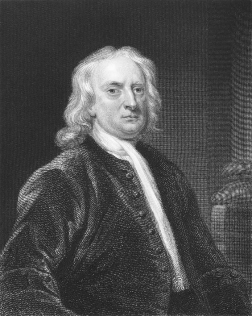 Isaac Newton 2 - iStock_000012315642_Medium