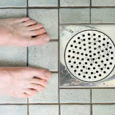 smelly drains shower tray